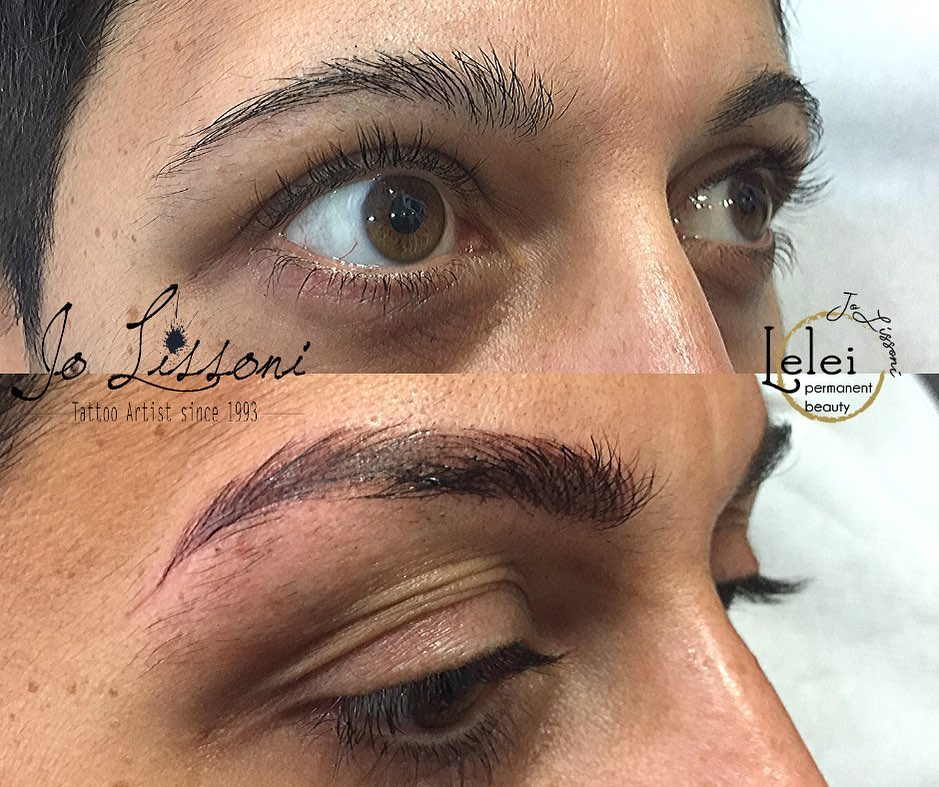 eyebrows tattoo pmu tattoo trucco microblading trucco permanente sopracciglia lelei jo lissoni 1 - HOME