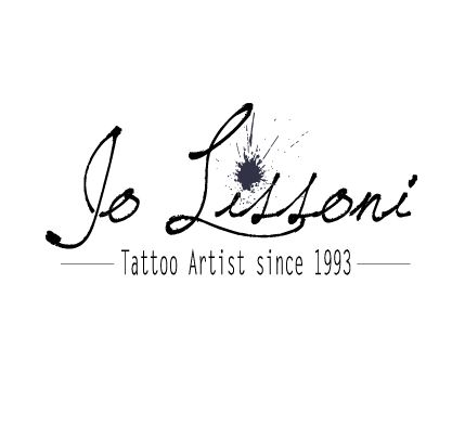 jo lissoni tattoo logo - HOME
