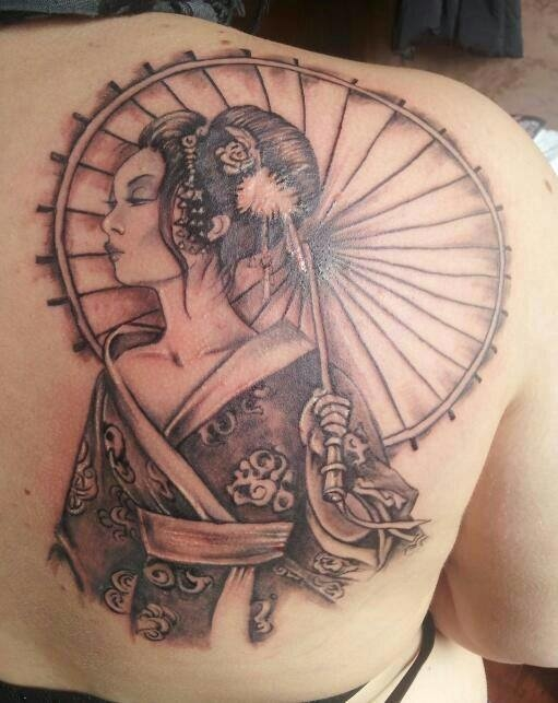 ritratto realistico tattoo nativo gipsy tattoo geisha 4 1000x1000 - TATTOO REALISTICO BLACK & GREY