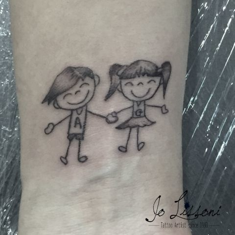 small tattoo tattoo piccoli Jo Lissoni 18 1000x1000 - MINIMAL TATTOO PICCOLO BLACK