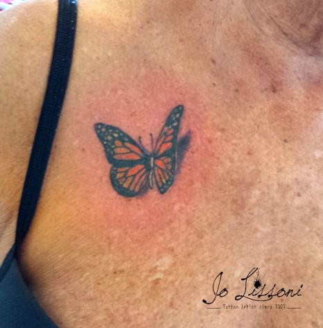 tattoo 3d natura butterfly 3d tattoo jo lissoni tattoo 6 1000x1000 - TATTOO 3D